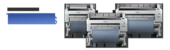 Epson серия SureColor SC-T
