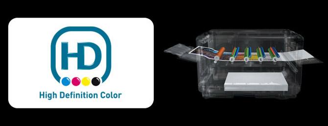 Однопроходные цветные лазерные принтеры OKI
