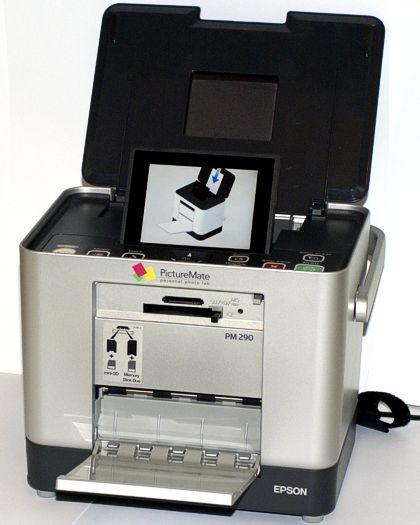 Epson PictureMate PM290