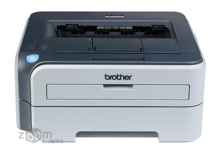 Brother HL-2170w предлагает беспроводное подключение