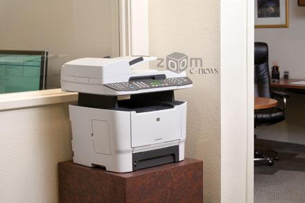 Hewlett-Packard LaserJet MF2727 - это стабильное МФУ с впечатляющим набором дополнительных опций; подойдет для малого офиса