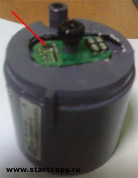 Заправка картриджа к цветному лазерному принтеру Samsung CLP-300