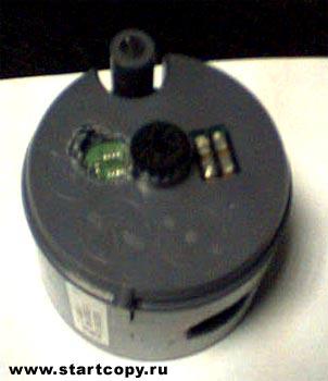 Цветной лазерный принтер Samsung CLP 300: заправка картриджа