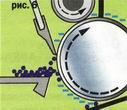 Очистка барабана