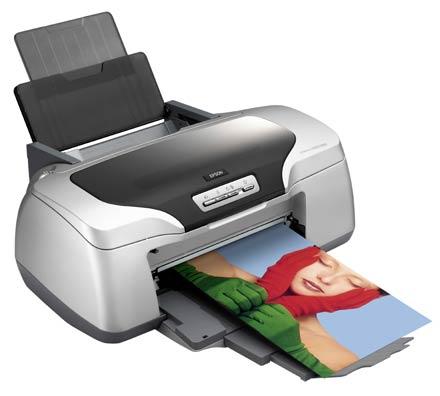 Epson Stylus Photo R800 – недорогой фотоцентр для печати высококачестенных фотографий