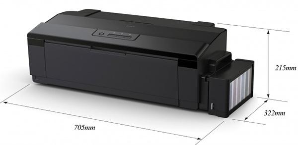 Размеры EPSON L1800