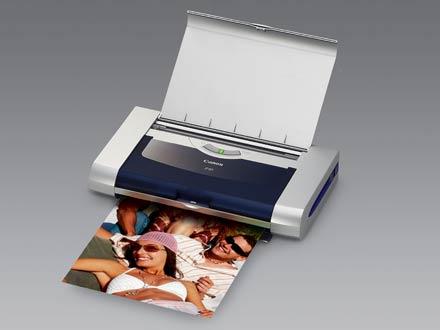 Canon Pixma iP90 – один из самых компактных принтеров А4
