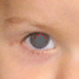 EPSON Easy Photo Print - устранение красных глаз