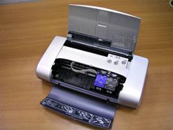 Принтер к работе готов