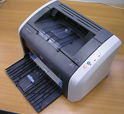 HP LaserJet 1015 в рабочем состоянии