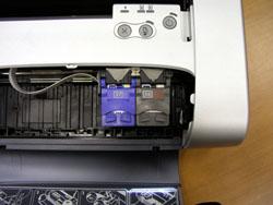 HP DeskJet 450 пригоден и для шестицветной фотопечати