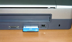 Модуль Bluetooth в разъеме Compact Flash тип 1