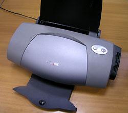 Lexmark P707 готов к работе