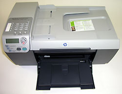 HP Officejet 5510 готов к работе