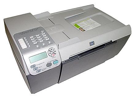 HP Officejet 5510 - решение для маленького офиса