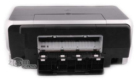 У принтера есть встроенный блок двусторонней печати
