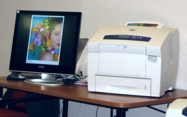 Xerox Phaser 8550