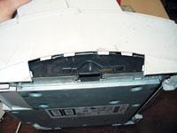 Здесь можно увеличить объем ОЗУ принтера