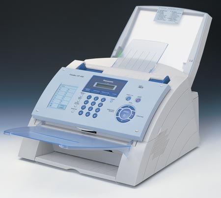 Лазерный факс Panasonic UF-490