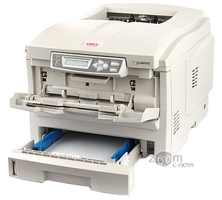 Серьезность принтера прослеживается во всем