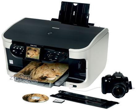 Современные домашние МФУ умеют распечатывать фотографии непосредственно с пленки