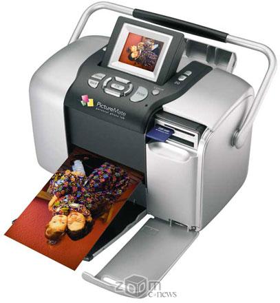 Портативный принтер с 6-цветной палитрой? Это возможно
