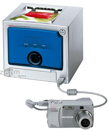Выбирая фотопринтер, обратите внимание на производителей фотокамер