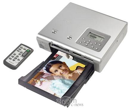 Стильный компактный принтер – оригинальный аксессуар вашего имиджа