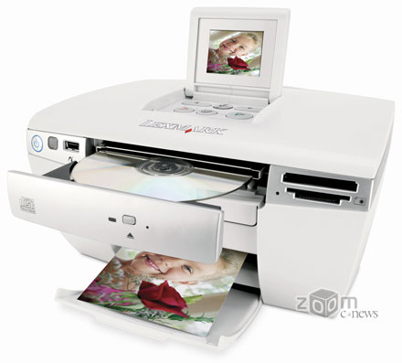 Принтер с дисководом – пока что диковинка