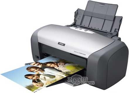 Epson R220 – более простая версия фотопринтера