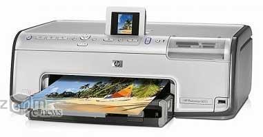 HP PhotoSmart 8253 – идеальная цветопередача на оригинальной бумаге
