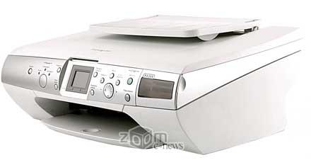 Lexmark P4350 – принтер со сканером – игрушечный фотолаб