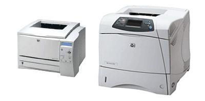 Hewlett Packard LaserJet 2300 и LaserJet 4300