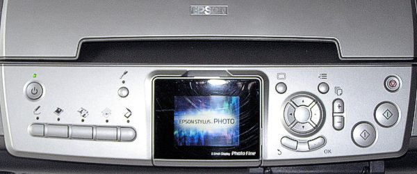 Epson Stylus Photo RX700