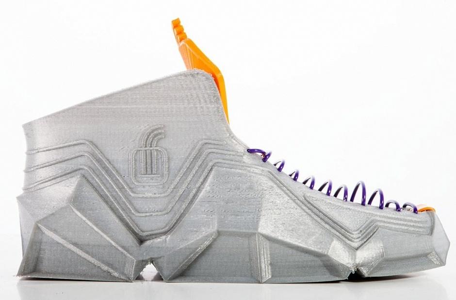 Filaflex - пластик для печати обуви