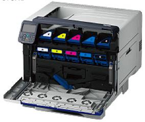 принтер ОКИ ЕС9541