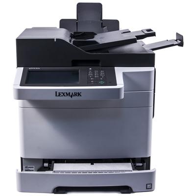 Цветное многофункциональное устройство Lexmark CX510de, внешний вид