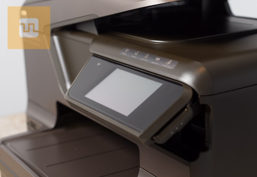 Сенсорный экран HP OfficeJet Pro 8600 Plus