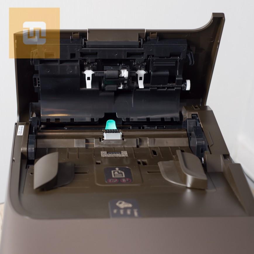 Механизм автоподачи на верхней крышке HP OfficeJet Pro 8600 Plus