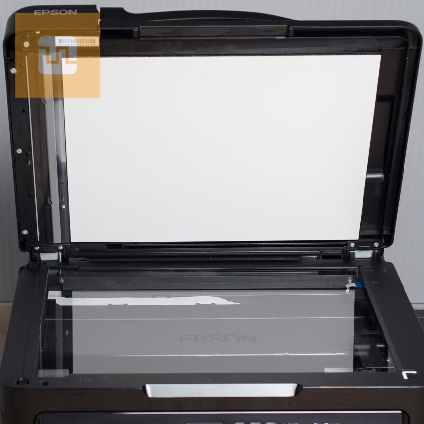 Стекло сканера Epson L550