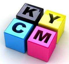 цветовая система cmyk