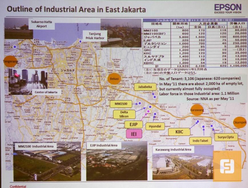 Индустриальный район «Восточная Джакарта»