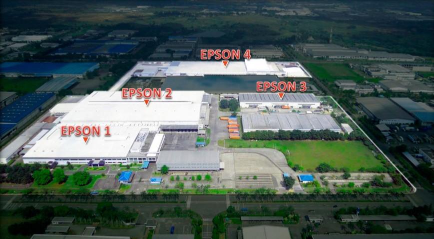 Фабрика Epson