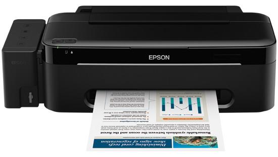принтер с снпч Epson L100