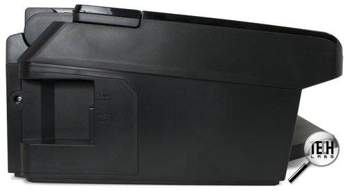 Epson Stylus TX550W. Вид сбоку