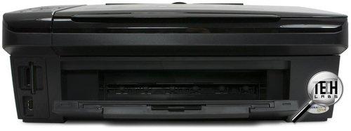 Epson Stylus TX550W. Вид спереди