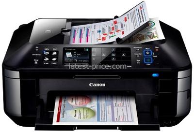 Canon расширила линейку МФУ для домашних пользователей=