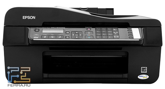 Epson Stylus Office BX320FW, вид спереди