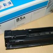 Восстановление картриджей CE285A для HP LaserJet Professional P1102
