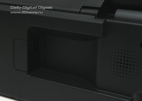 Canon PIXMA MX340. Разъем USB (тип B-F)